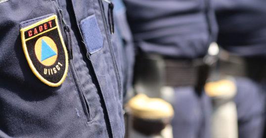 Cadets de la sécurité civile